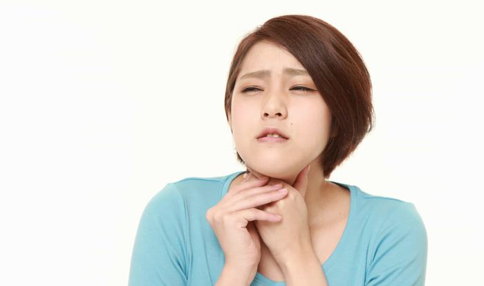 Người bệnh ung thư dạ dày cũng gặp phải triệu chứng ợ nóng