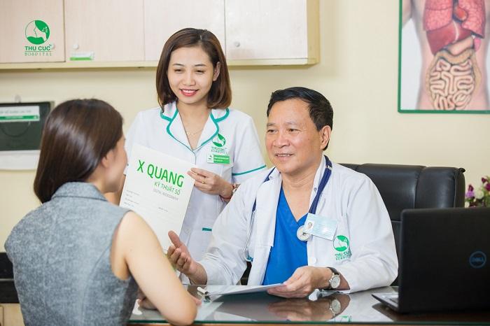 Khám sức khỏe và tầm soát ung thư định kỳ luôn được các bác sĩ khuyến cáo thực hiện đều đặn