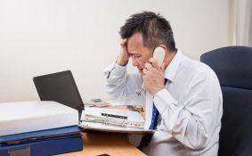 Đừng chủ quan với sức khoẻ chì vì Bận