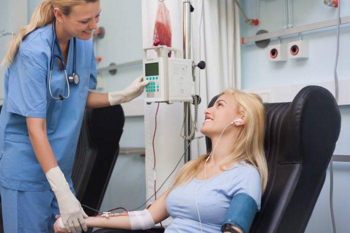 phương pháp điều trị ung thư phổi bằng truyền hóa chất 1