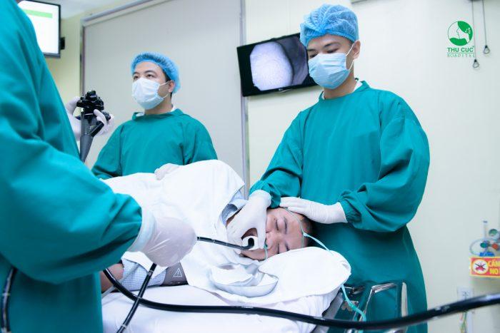Nội soi dạ dày có phát hiện được ung thư