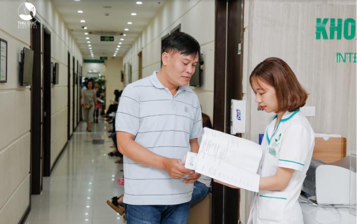 gói khám sàng lọc phát hiện ung thư thực quản 1