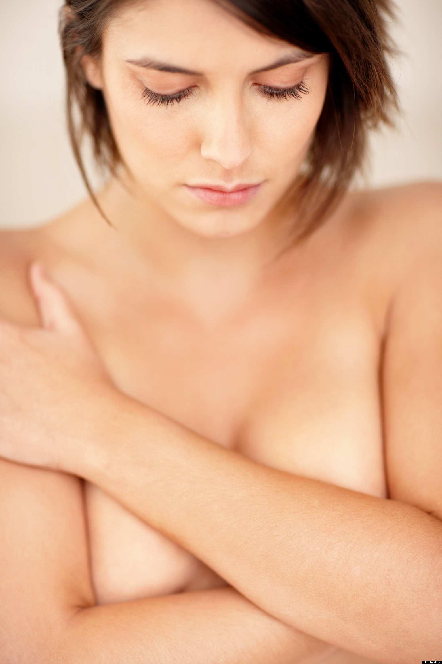 Фото вытянутой груди 7 фотография
