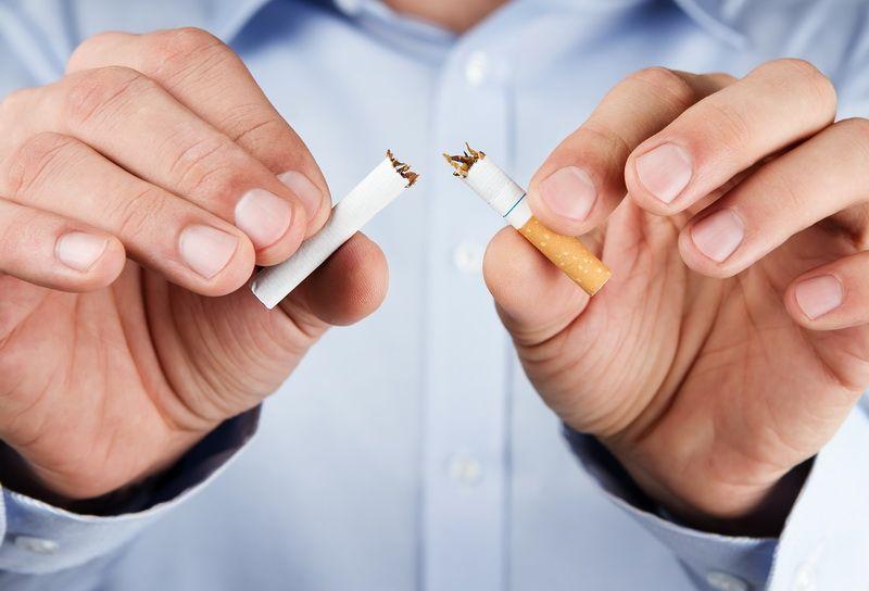 Tránh xa thuốc lá giúp giảm nguy cơ mắc ung thư tuyến tụy.